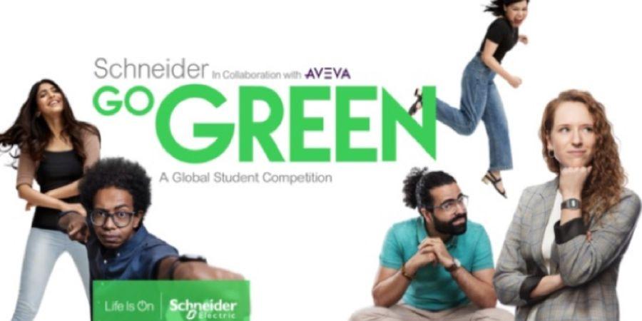 Schneider Go Green 2022 recoge las ideas más innovadoras y sostenibles de los estudiantes