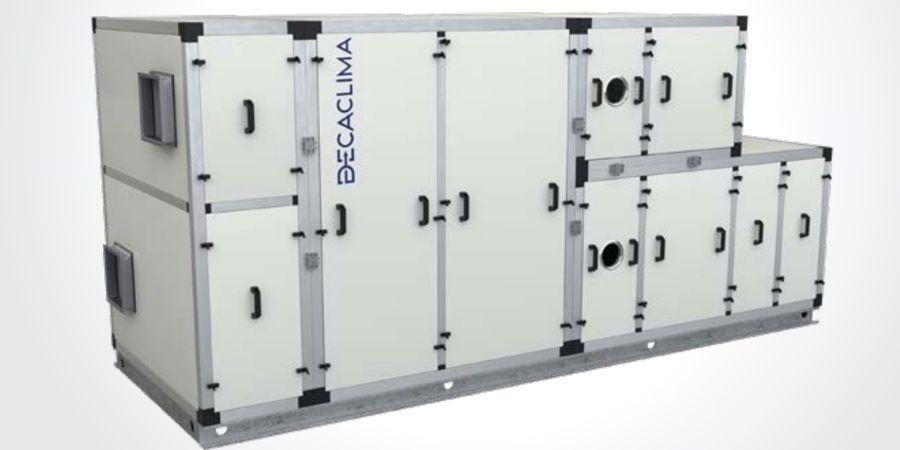 Las unidades de tratamiento de aire DECACLIMA: calidad y efectividad certificadas
