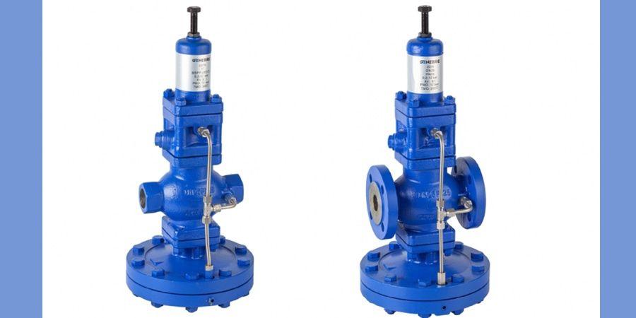 Genebre amplía su Línea Industrial con dos nuevas válvulas reductoras de presión