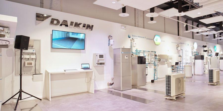 web instituto daikin